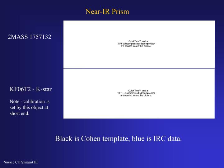 Near-IR Prism