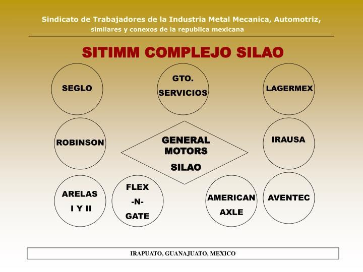 SITIMM COMPLEJO SILAO