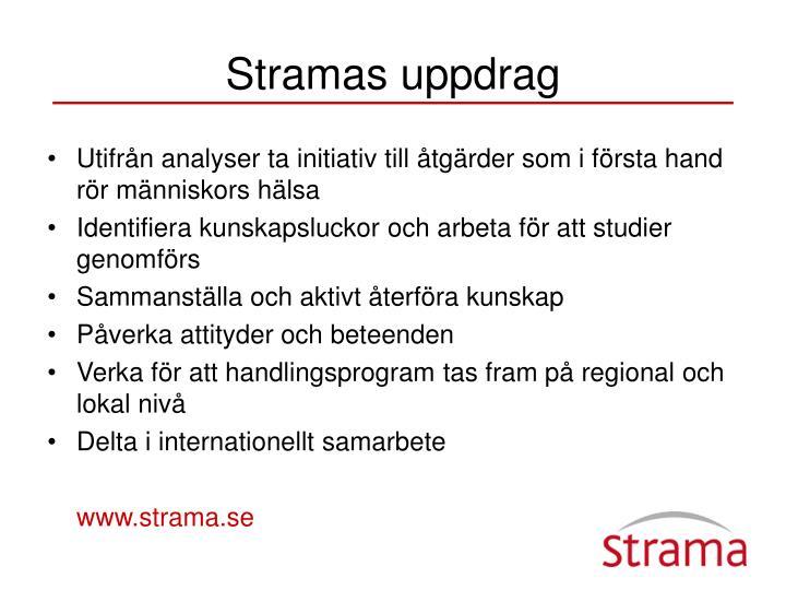 Stramas uppdrag
