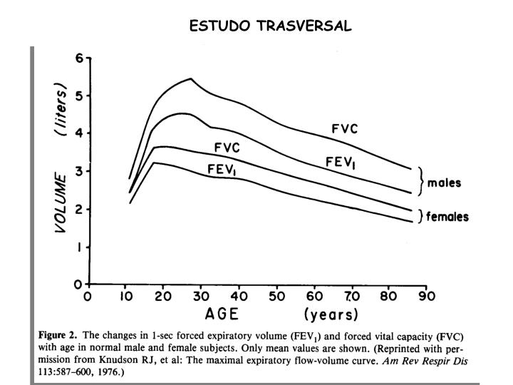 ESTUDO TRASVERSAL