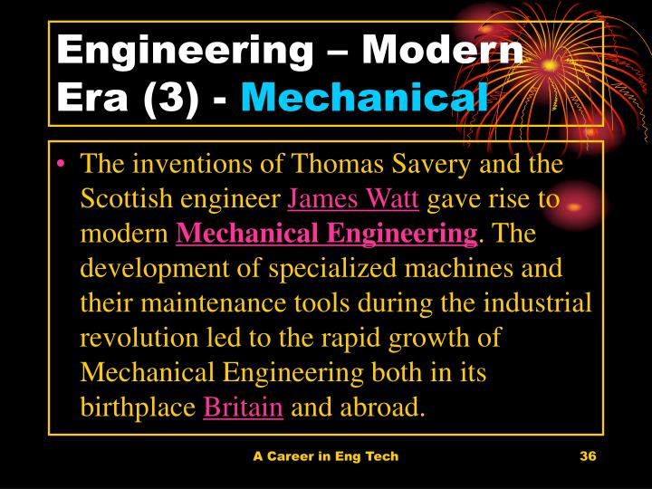 role of engineers in modern era The role of information and communication  importance of icts   education has been further enhanced with modern ict systems and structures.