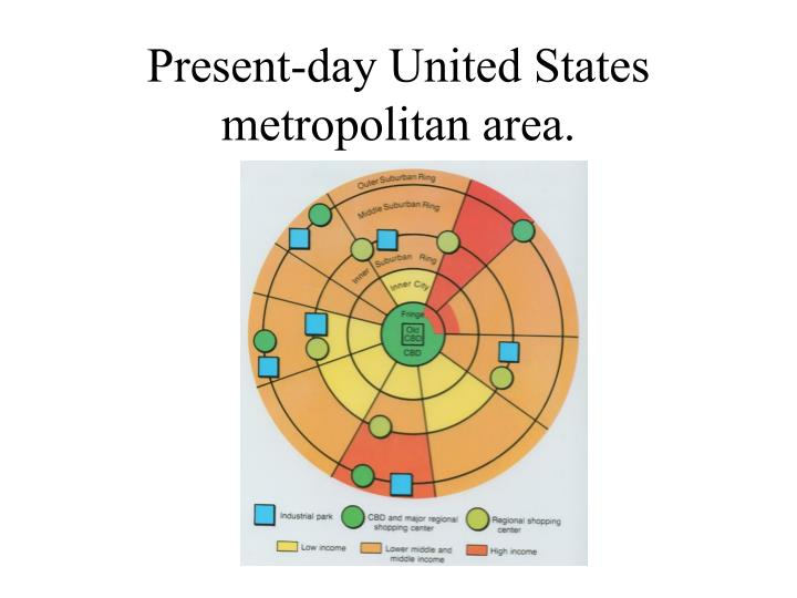 Present-day United States