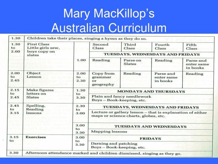 Mary MacKillop's