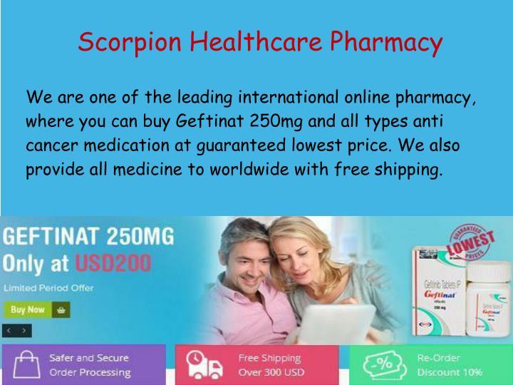 Scorpion Healthcare Pharmacy