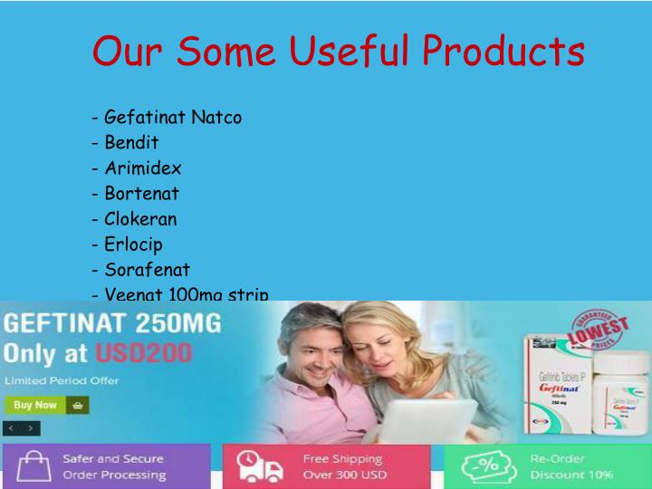 Our Some Useful Products