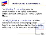 monitoring evaluation2