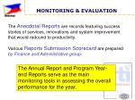 monitoring evaluation3