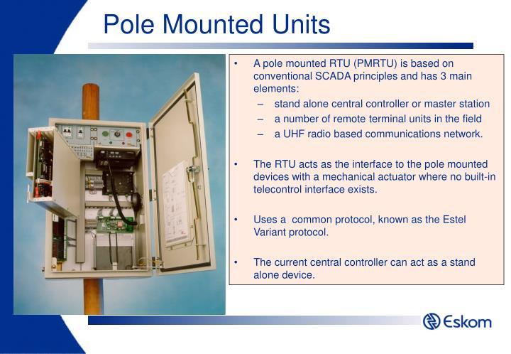 Pole Mounted Units
