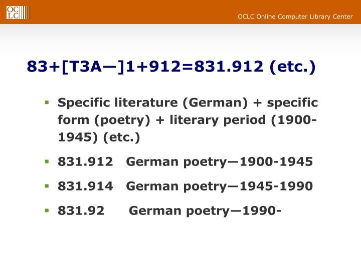 83+[T3A—]1+912=831.912 (etc.)