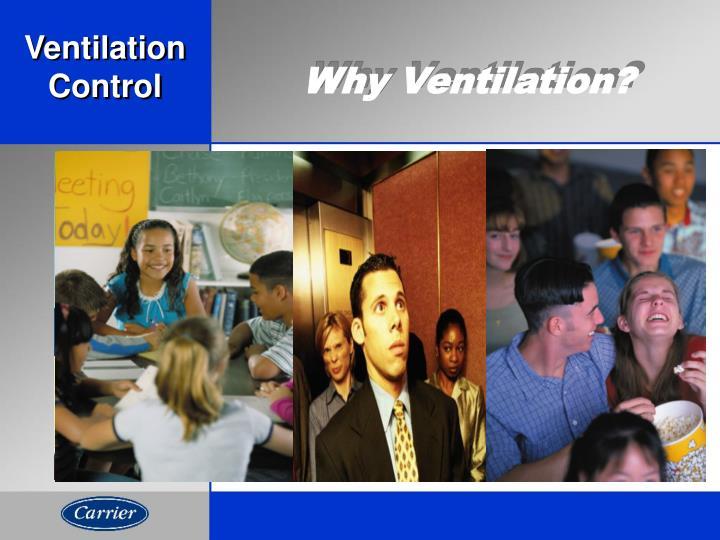 Ventilation Control