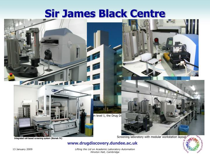 Sir James Black Centre