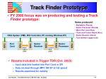 track finder prototype