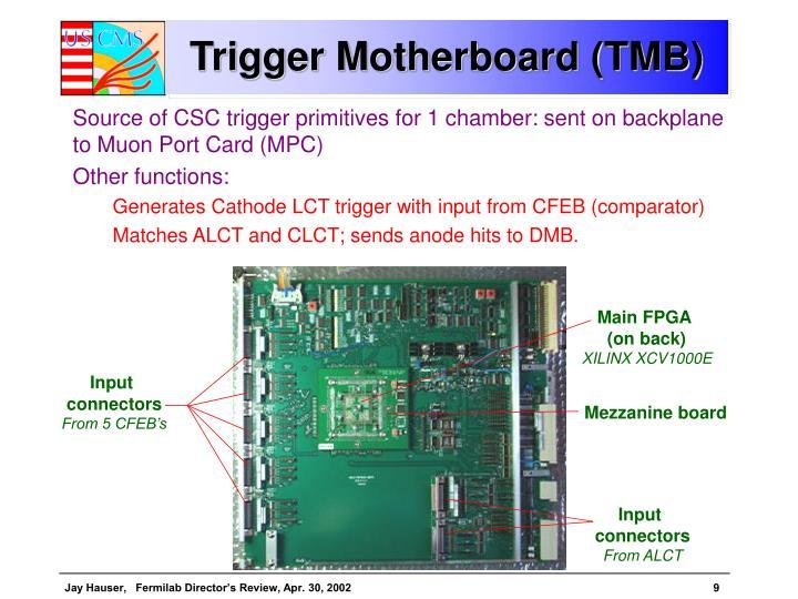Main FPGA
