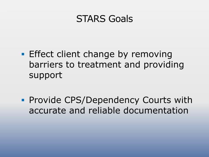 STARS Goals