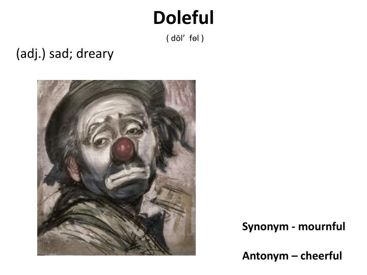 Doleful