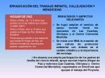 erradicaci n del trabajo infantil callejizaci n y mendicidad3