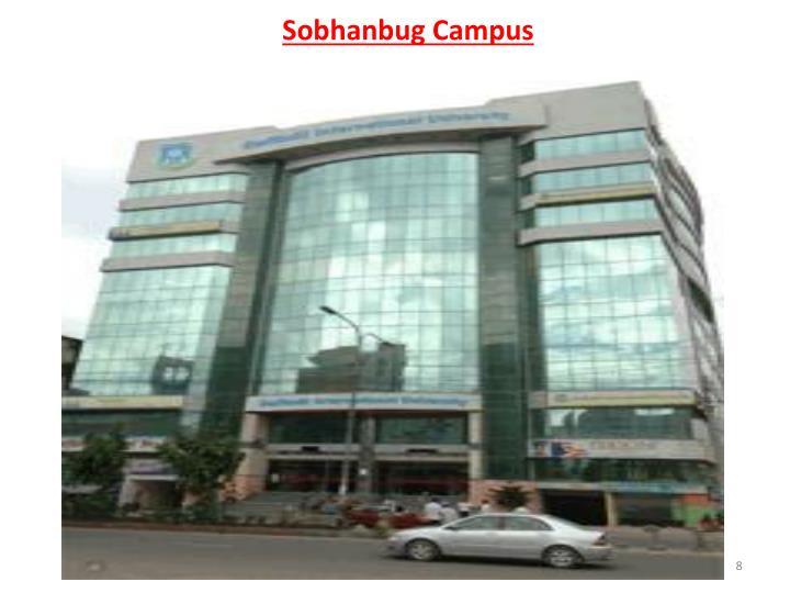 Sobhanbug Campus