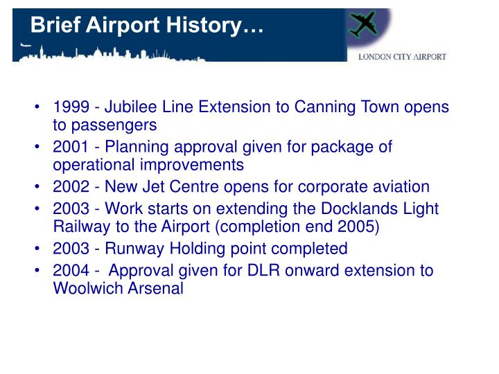 1999 - Jubilee Line Extension to Canning Town opens to passengers