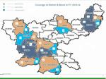 districts blocks selected in fy 2013 14