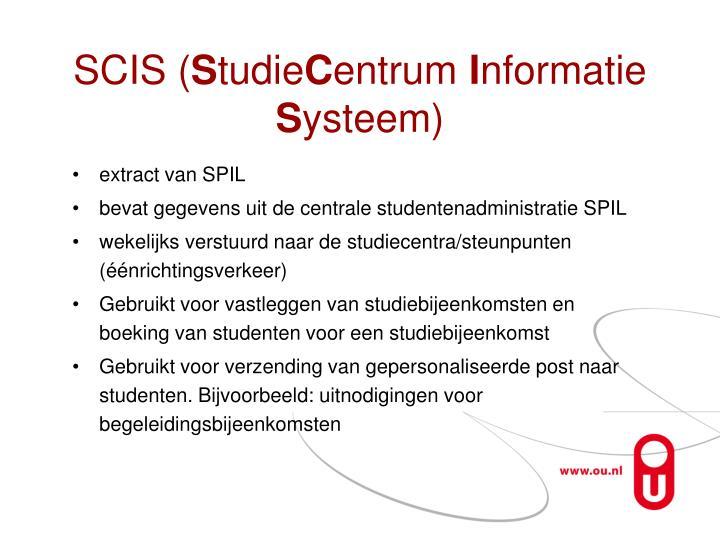 SCIS (