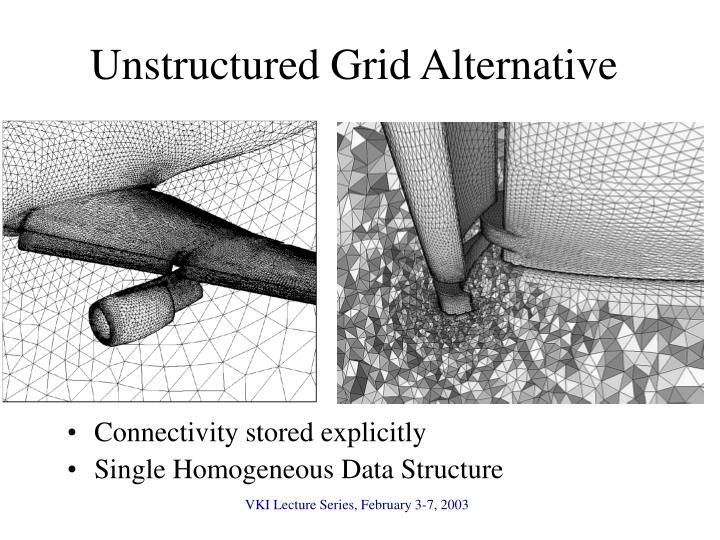 Unstructured Grid Alternative