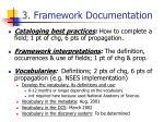 3 framework documentation