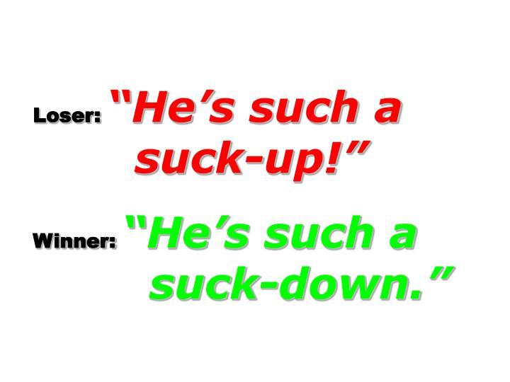 Loser: