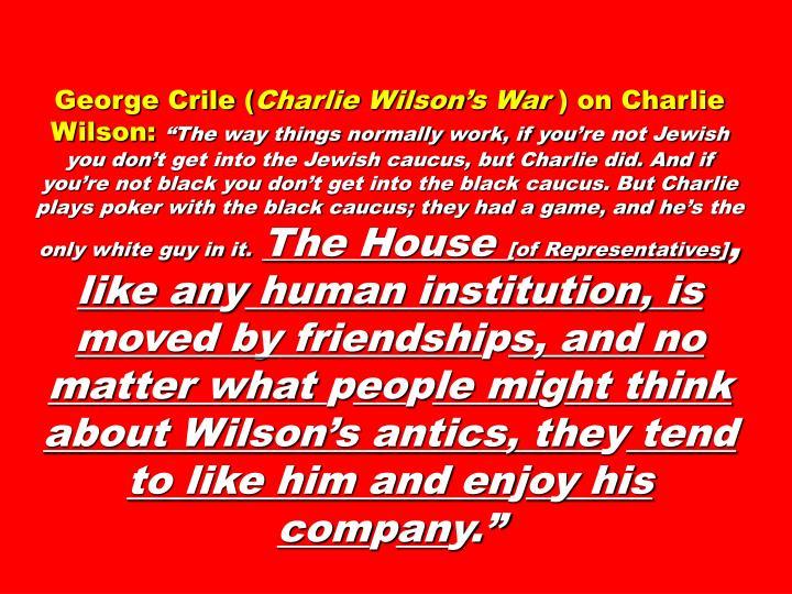 George Crile (