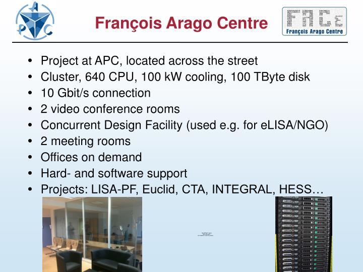 François Arago Centre