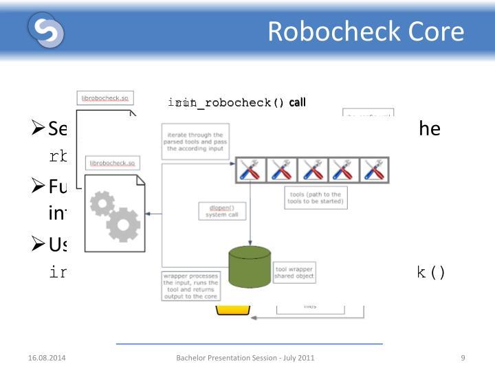 Robocheck Core