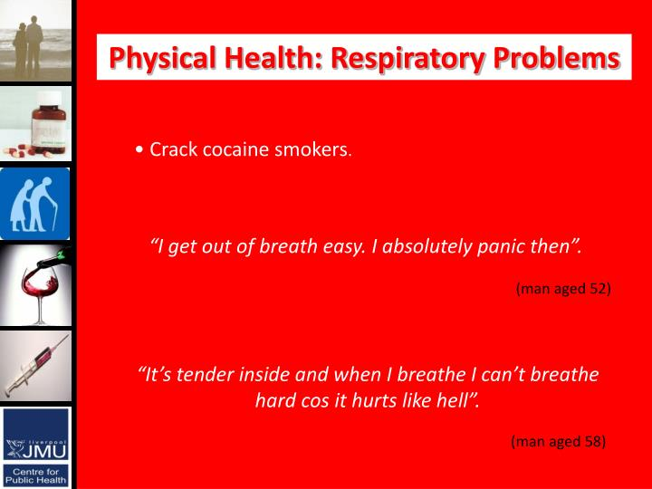 Physical Health: Respiratory Problems