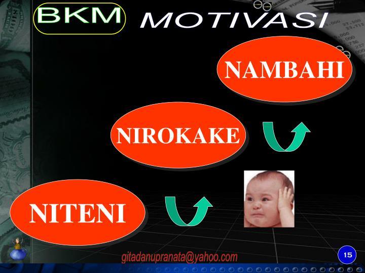 NAMBAHI