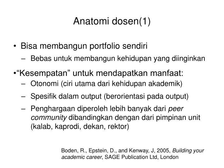 Anatomi dosen(1)