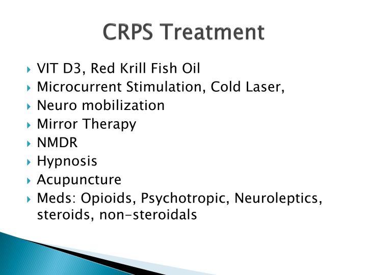 CRPS Treatment