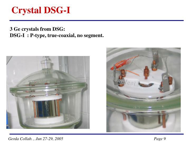 Crystal DSG-I