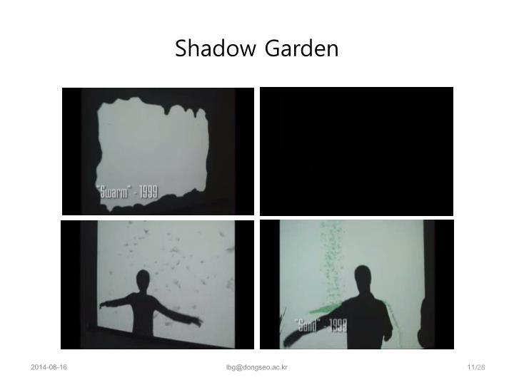 Shadow Garden