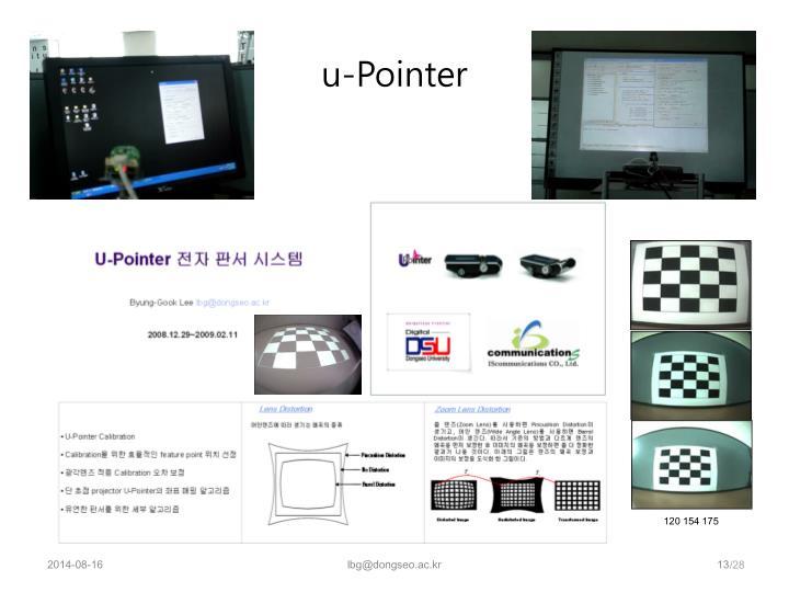 u-Pointer