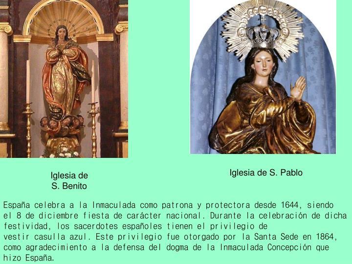 Iglesia de S. Pablo