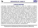 thunderstorms and elementary particle acceleration tepa 20102