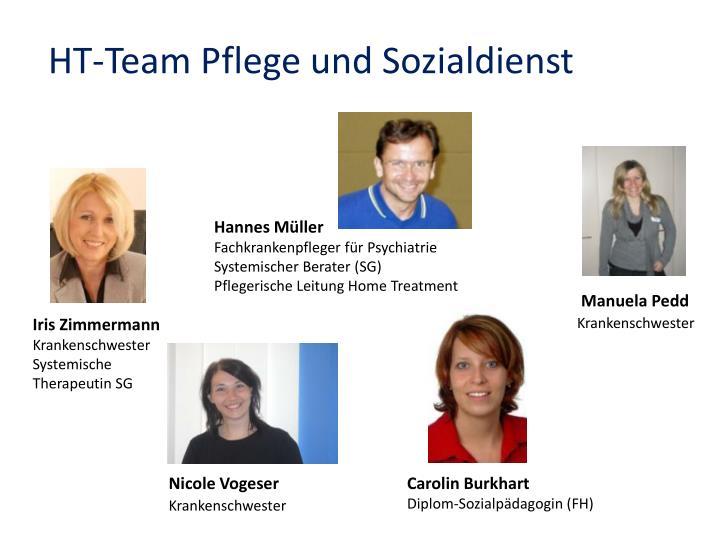 HT-Team Pflege und Sozialdienst