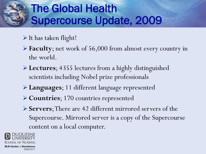 The Global Health