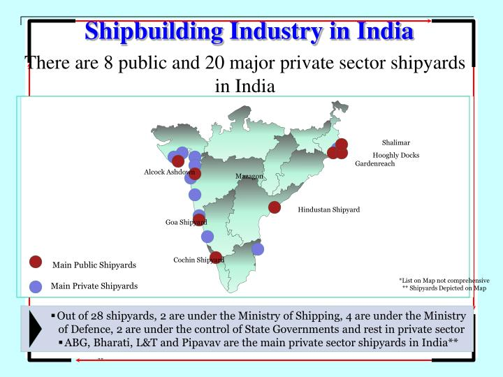 private sector participation in maritime industry Thought a sector-specific definition of csr for the container shipping industry is in  need because  (8) private sector participation and competition regulation.