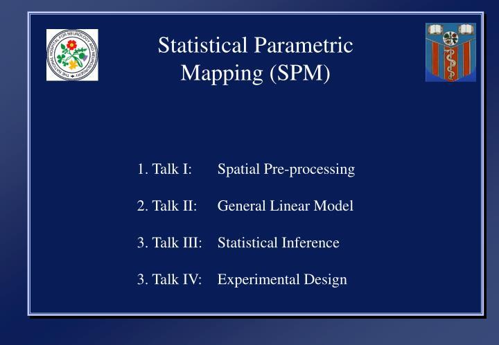 Statistical Parametric