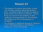 reason 2
