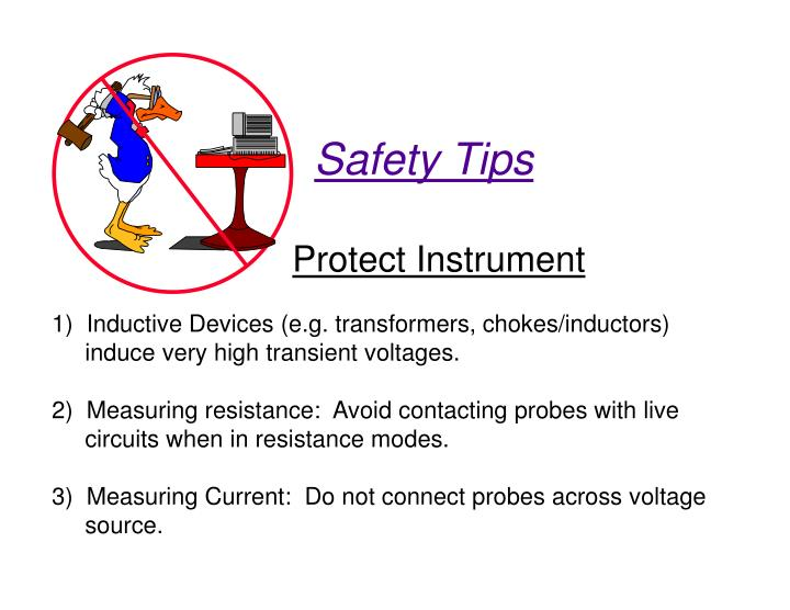Protect Instrument