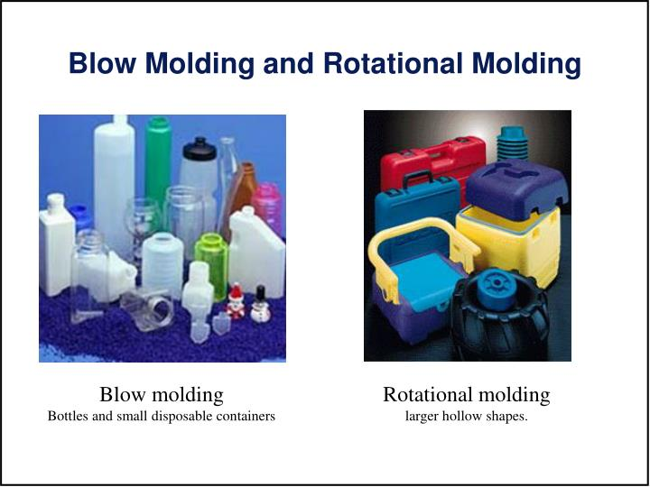 Blow Molding and Rotational Molding