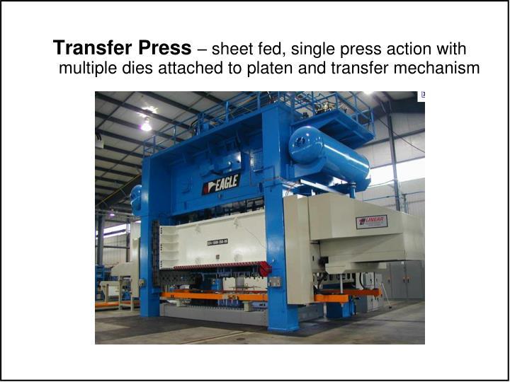 Transfer Press