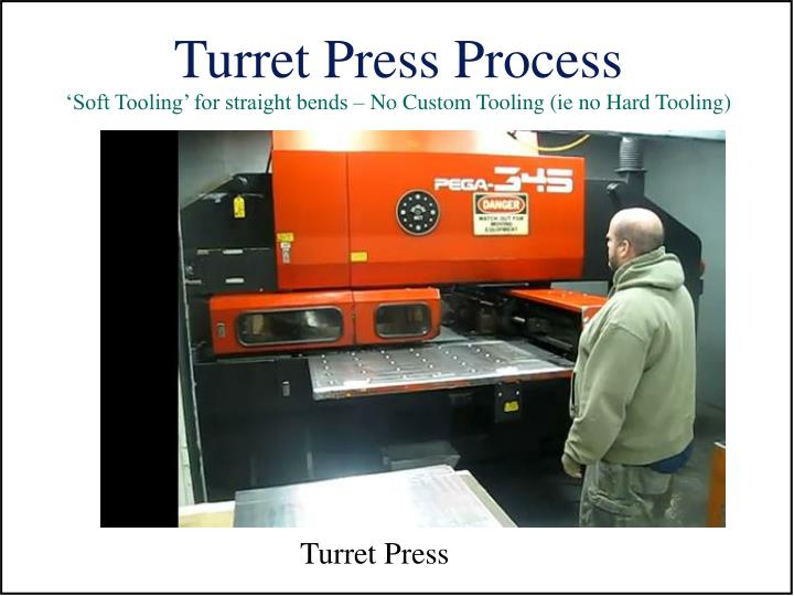 Turret Press Process