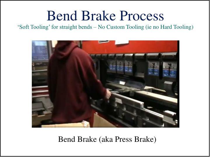 Bend Brake Process
