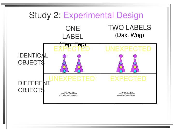 Study 2: